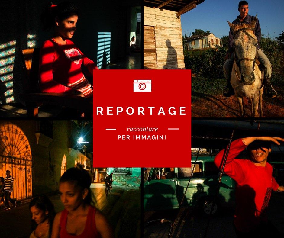 REPORTAGE FOTOGIORNALISTICO