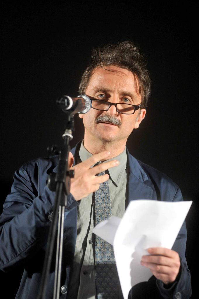 Gianluca Farinelli direttore della Cineteca di Bologna