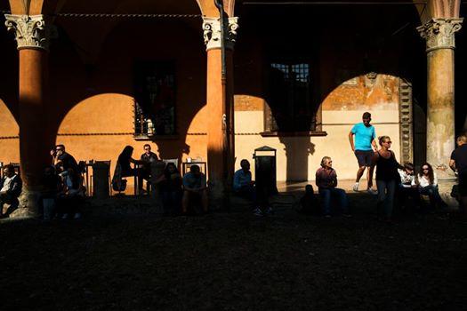 street photography Bugani Bologna