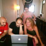 workshop fotografico di reportage fase di editing