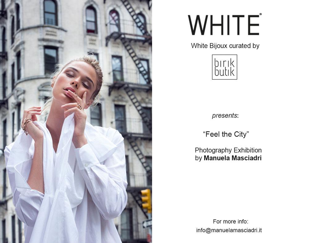 mostra Masciadri White Bijoux Milano