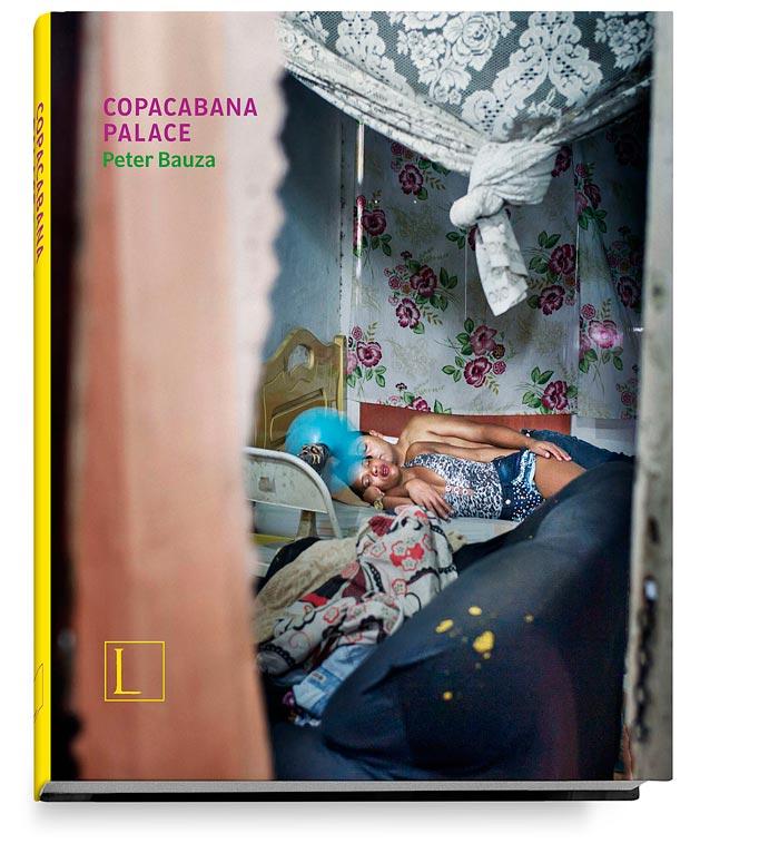 libro Bauza Copacabana Palace