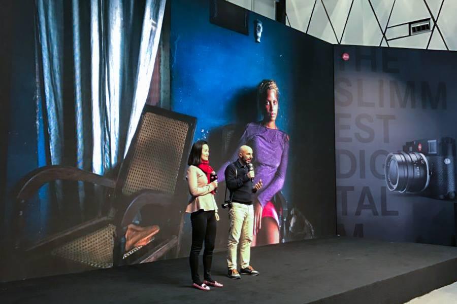 Presentazione Bugani Leica China