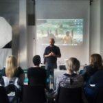 Presentazione fotografie Fulvio Bugani