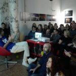 Image talk Mattia Zoppellaro