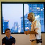 Presentazione fotografie Bugani Leica M10 Bangkok