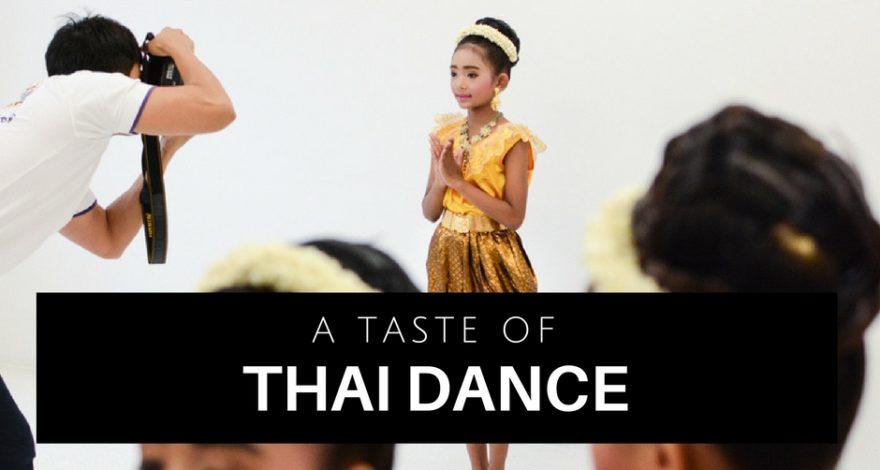 reportage fotografico su danza tailandese