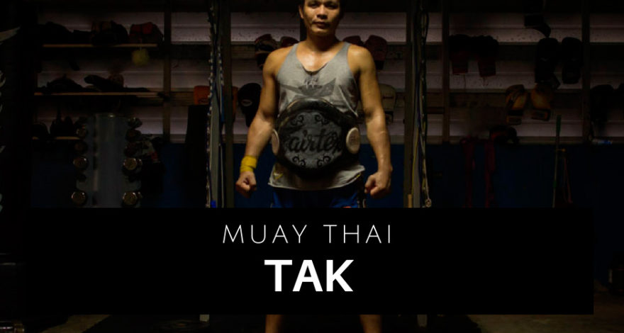 reportage Thai Boxe Bangkok