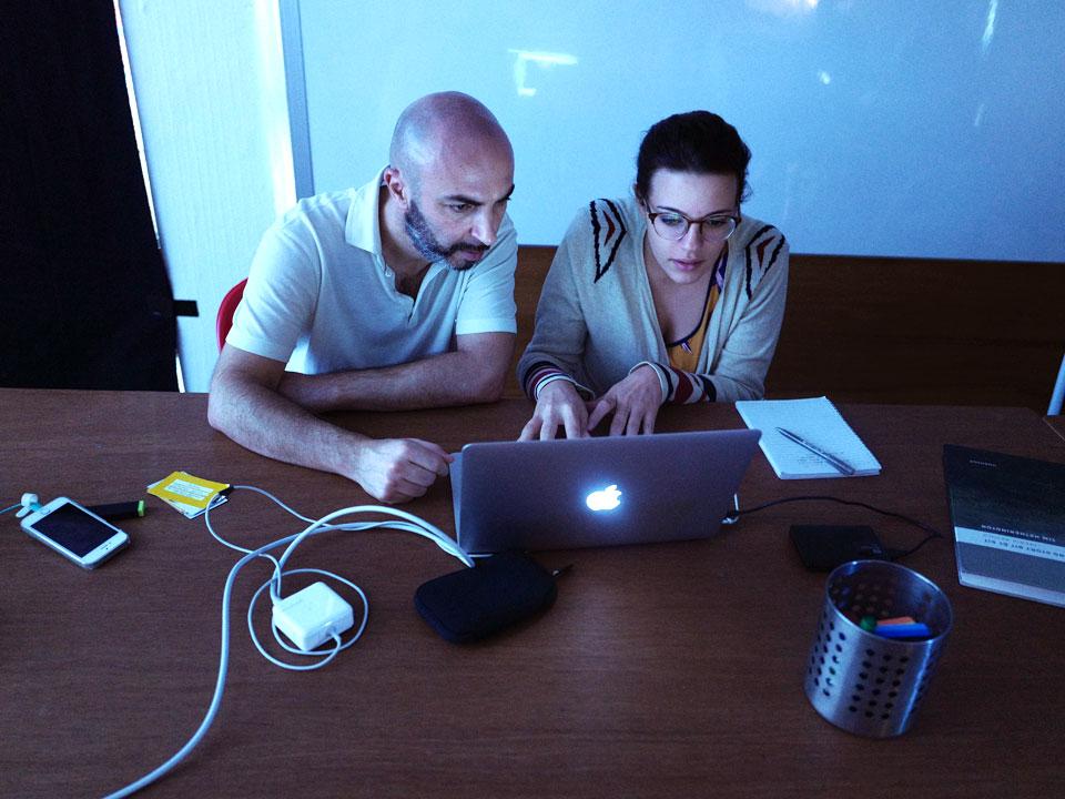 editing con Fulvio Bugani