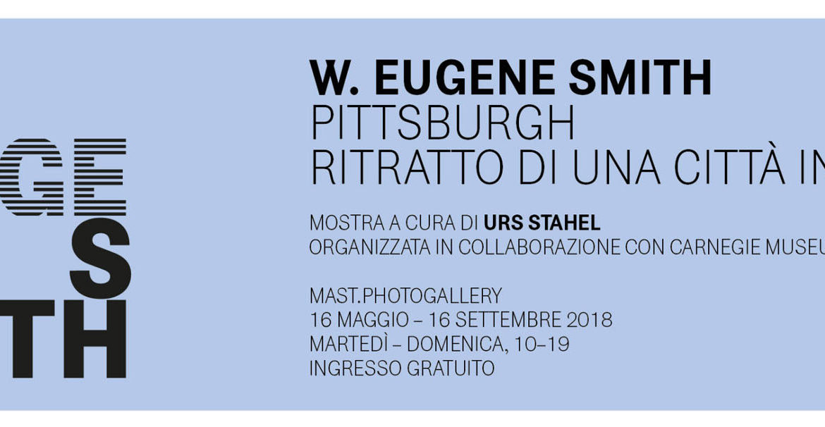 mostra Eugene Smith Bologna