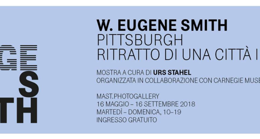 mostra Eugene Smith Bologna