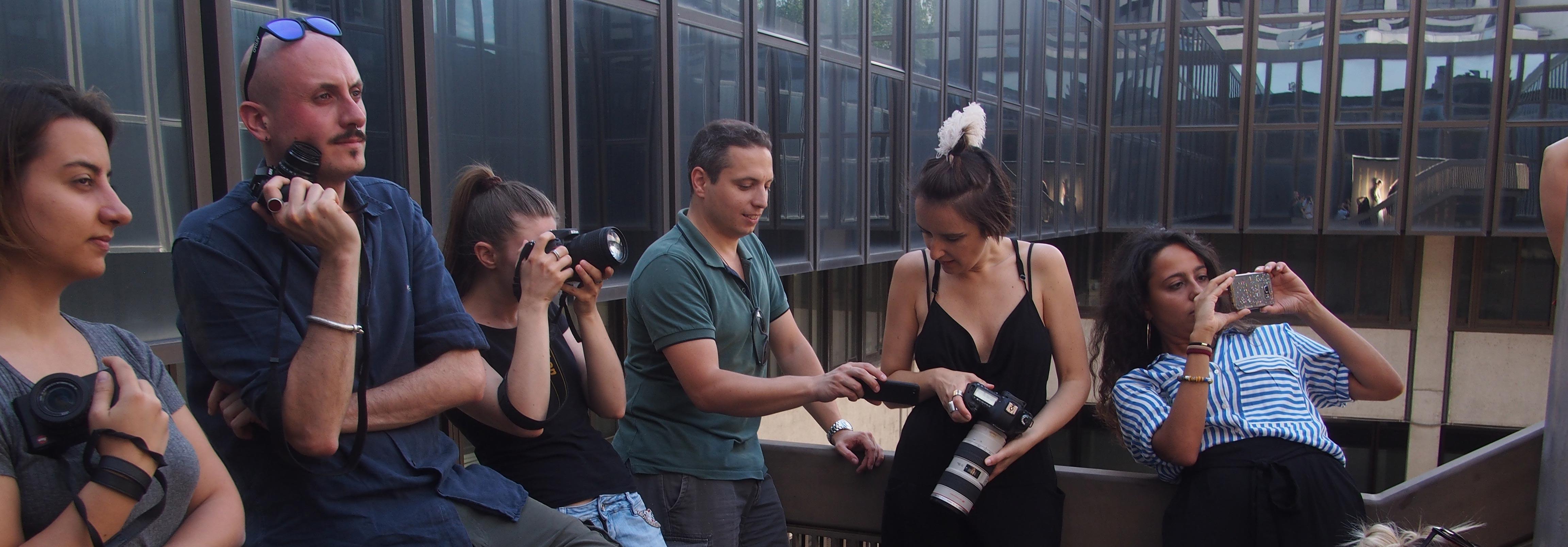 corso di fotografia digitale a bologna