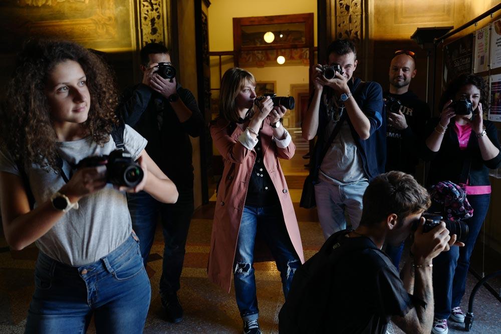 corsi di fotografia Bologna uscita pratica