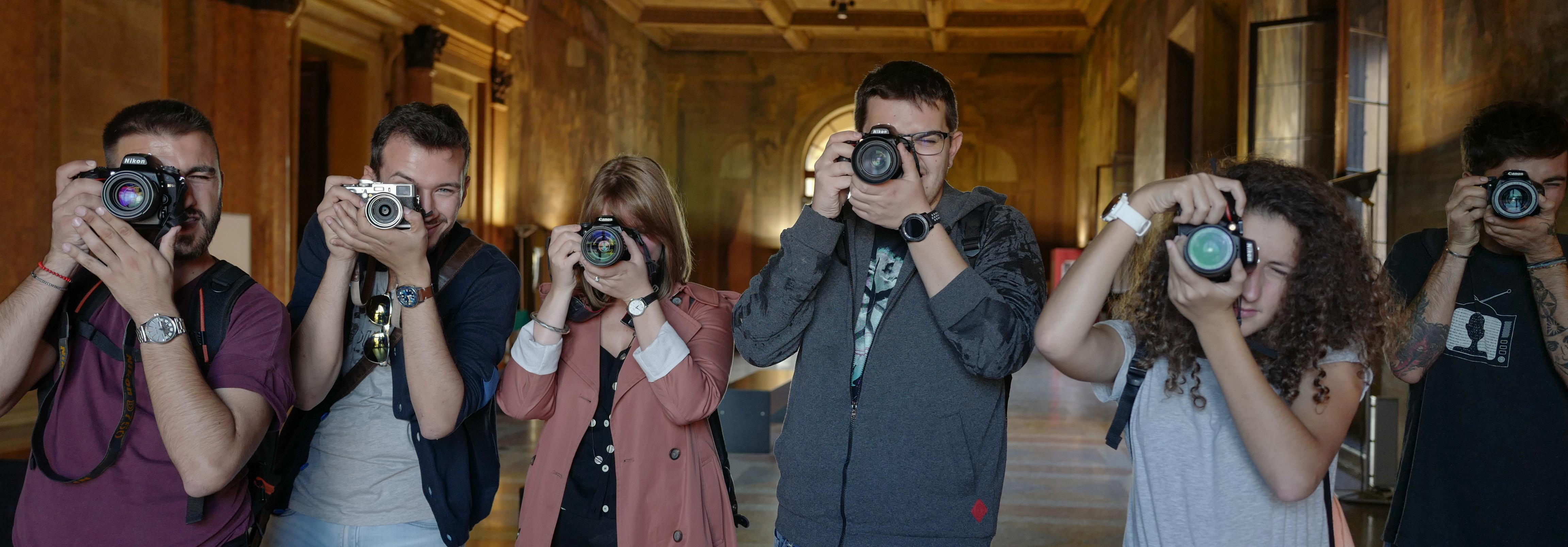 corso fotografia digitale Bologna