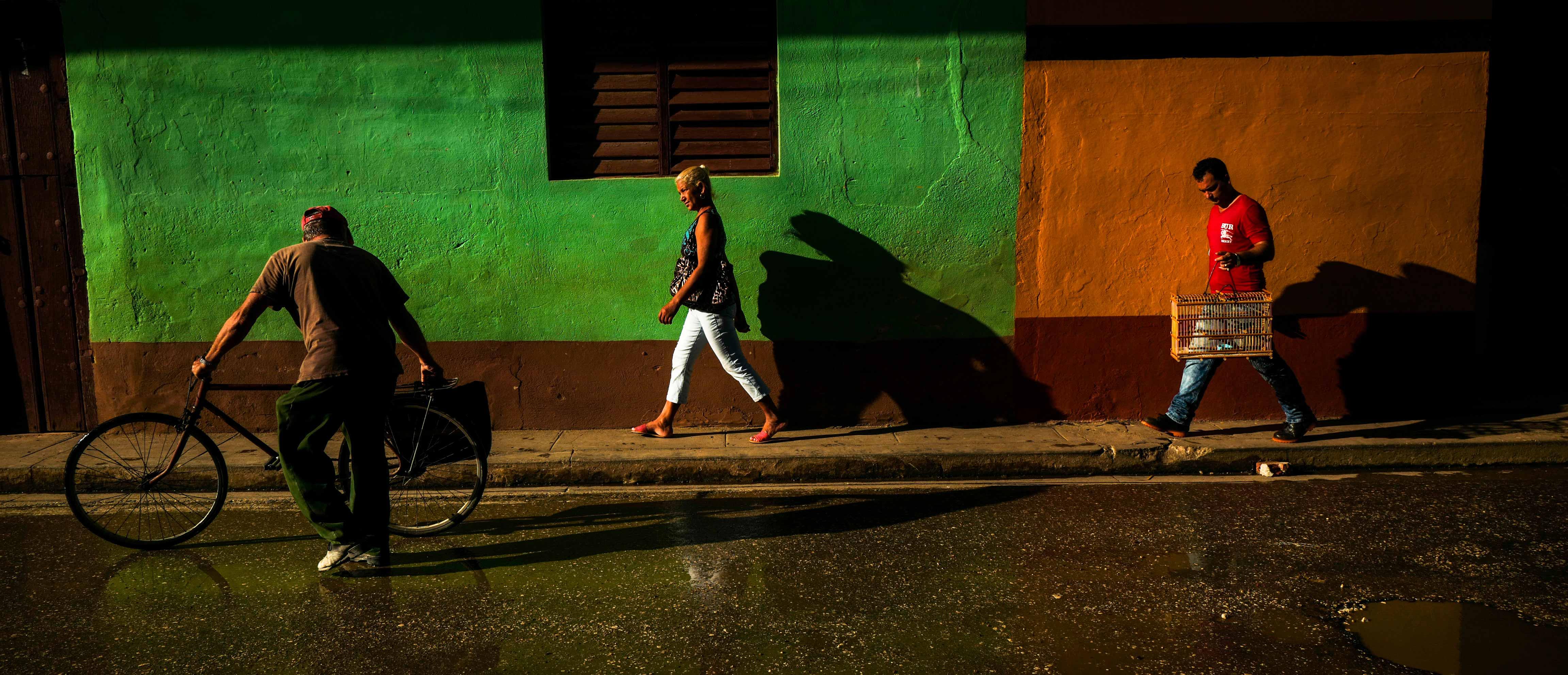 workshop fotografico a Cuba