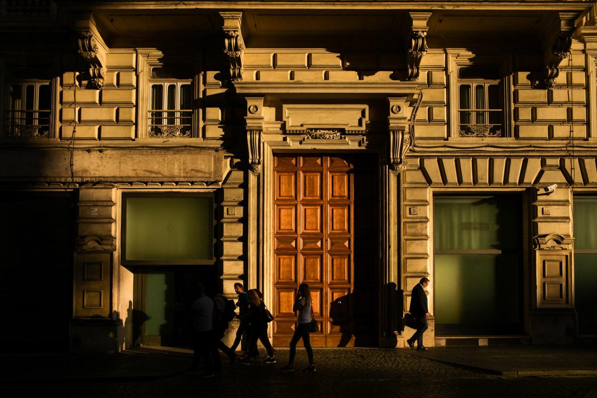 Roma Street Photo Leica Fulvio Bugani