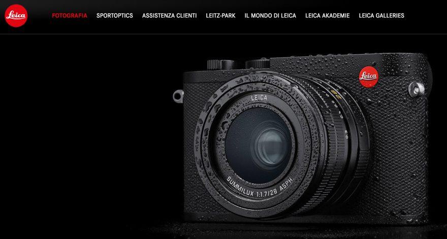 fotocamera Leica Q2