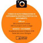 corso di alta formazione in foto e video Cineteca Bologna