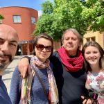 Angelo Turetta, Fulvio Bugani e Daniela Damonte alla Cineteca di Bologna