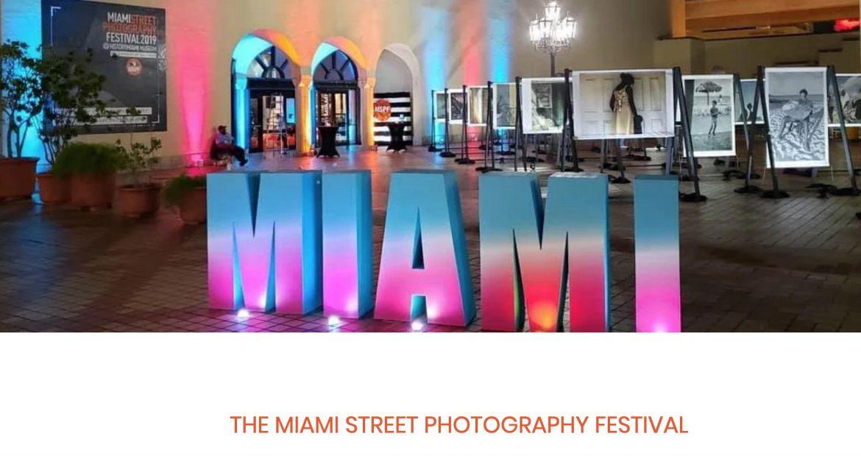 workshop Fulvio Bugani Miami Street photography Festival