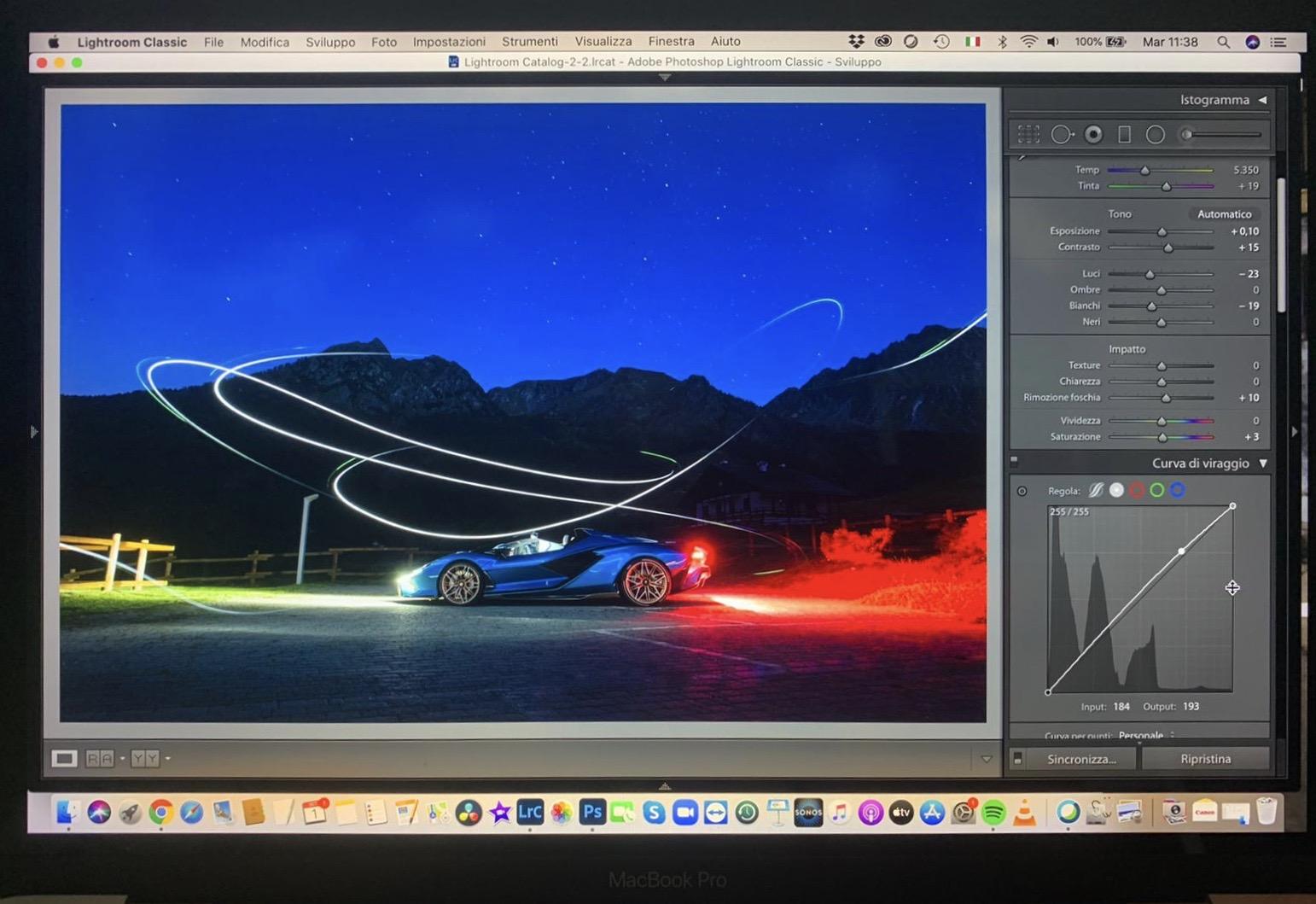 Sian Roadster fotografata da Fulvio Bugani