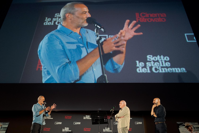 Galimberti world press photo Image Sotto le Stelle del Cinema Bologna